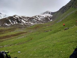 Sar Pass Trek