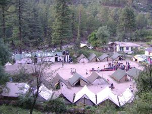 YHAI Kasol Base Camp