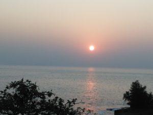 Murudeshwar Sunset View