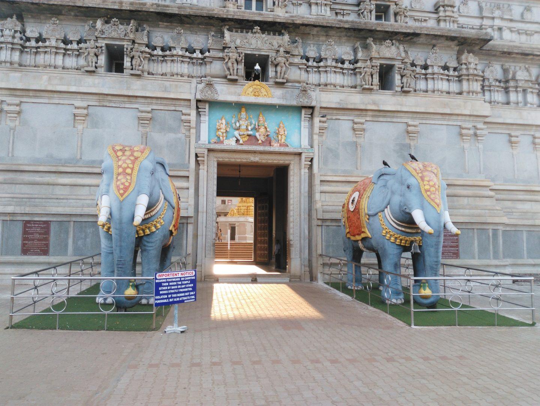 Trip to Murudeshwar, Karnataka