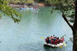 Dandeli Kali River Boating