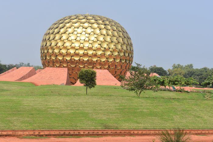 Auroville-Matrimandir-Gold-Drome-Pondicherry
