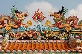 Thailand Bangkok Temple