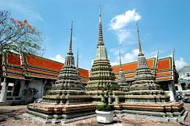 Thailand Buddhism Temple