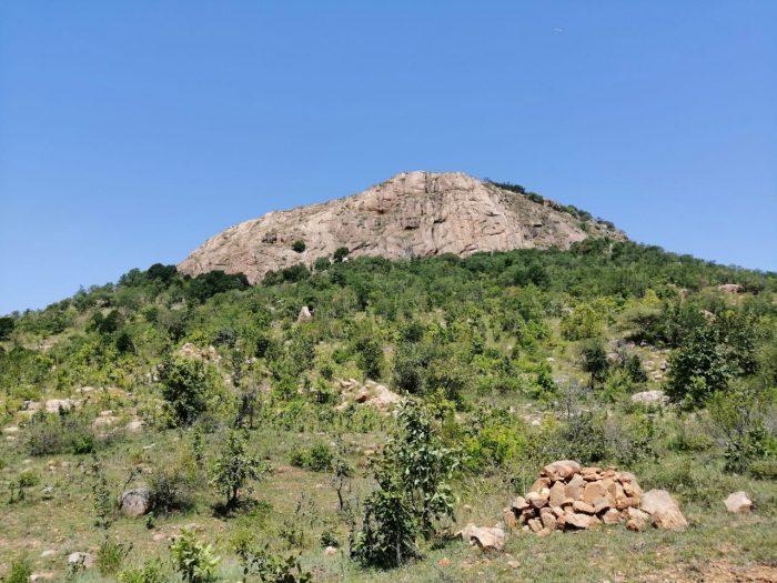 Makalidurga View