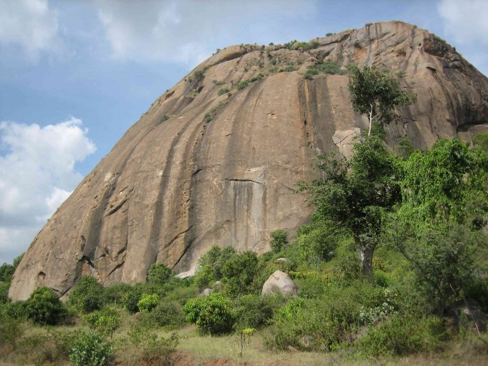 Narayanagiri Hills, Jalamangala
